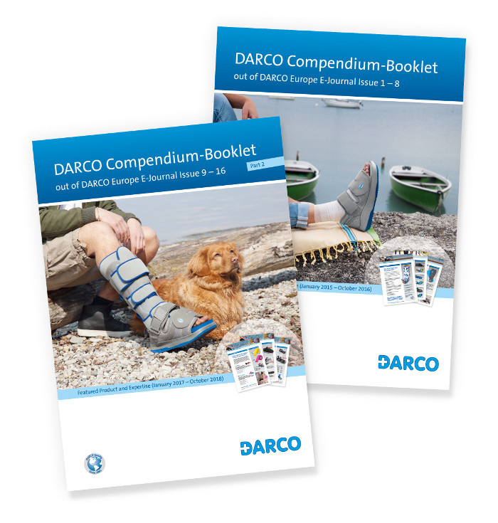 DARCO Europe E-Journal Archive (2015 - 2018) - Overview of
