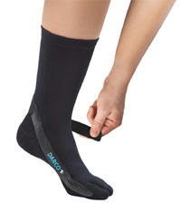 Hallux Valgus Therapeutic Socks with Adjustable Strap