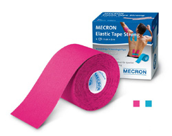 Elastic Tape for Kinesiology. Extra strong adhesive for extra high demands