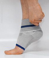 Ankle Bandage Postoperative and post-traumatic irritationt