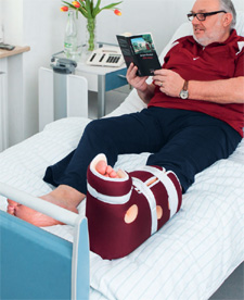 Positioning devices, Positioning Splints, Pressure Off-loading Devices. Foot and Ankle Care with Orthopedic Devices and Shoes by DARCO
