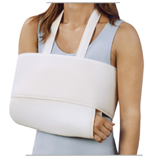 Shoulder Bandage for post-traumatic / post-operative immobilization, Shoulder dislocation, etc.
