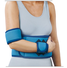 Shoulder Bandage for children: Postoperative, Posttraumatic, Fractures of the scapula, etc.